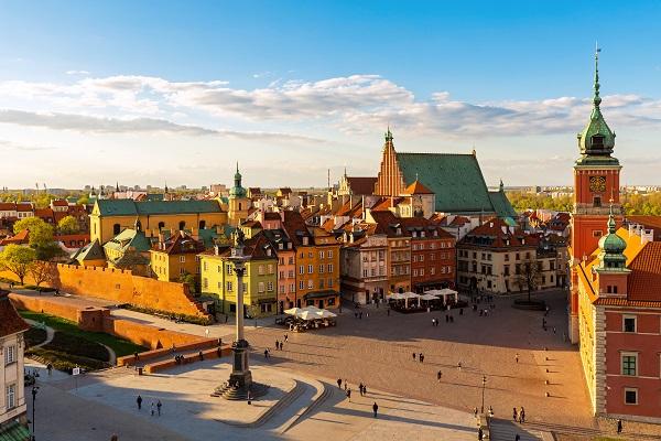 Rynek Warszawa